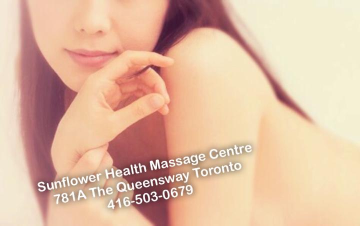 ?Sunflower Massage Health Centre?Queensway Etobicoke $40 for 30mins