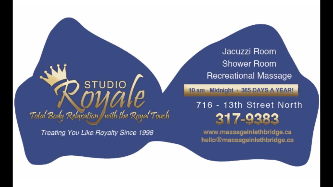 ♕Studio Royale Hiring