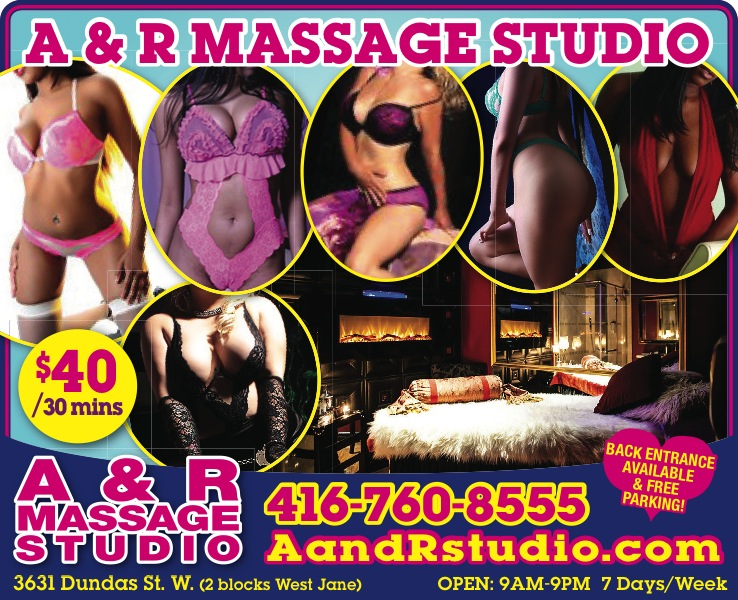 ❤☆❤SNEAK-OUT FOR MARCH-BREAK❤☆❤MASSAGE +++ MORE❤☆❤Visit Us to EXPERIENCE PLEASURE❤☆A&R MASSAGE STUDIO-416 760 8555