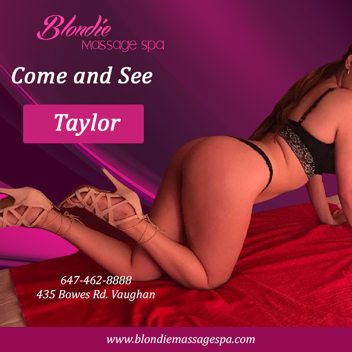 💜💋FRIDAY FEELING BABY!!💋💜CUM GET TEMPTED!!💋💜HOT PLAYMATES ARE IN TO PLAY!!💋💜BLONDIE'S!!💋💜(647)462-8888💋💜