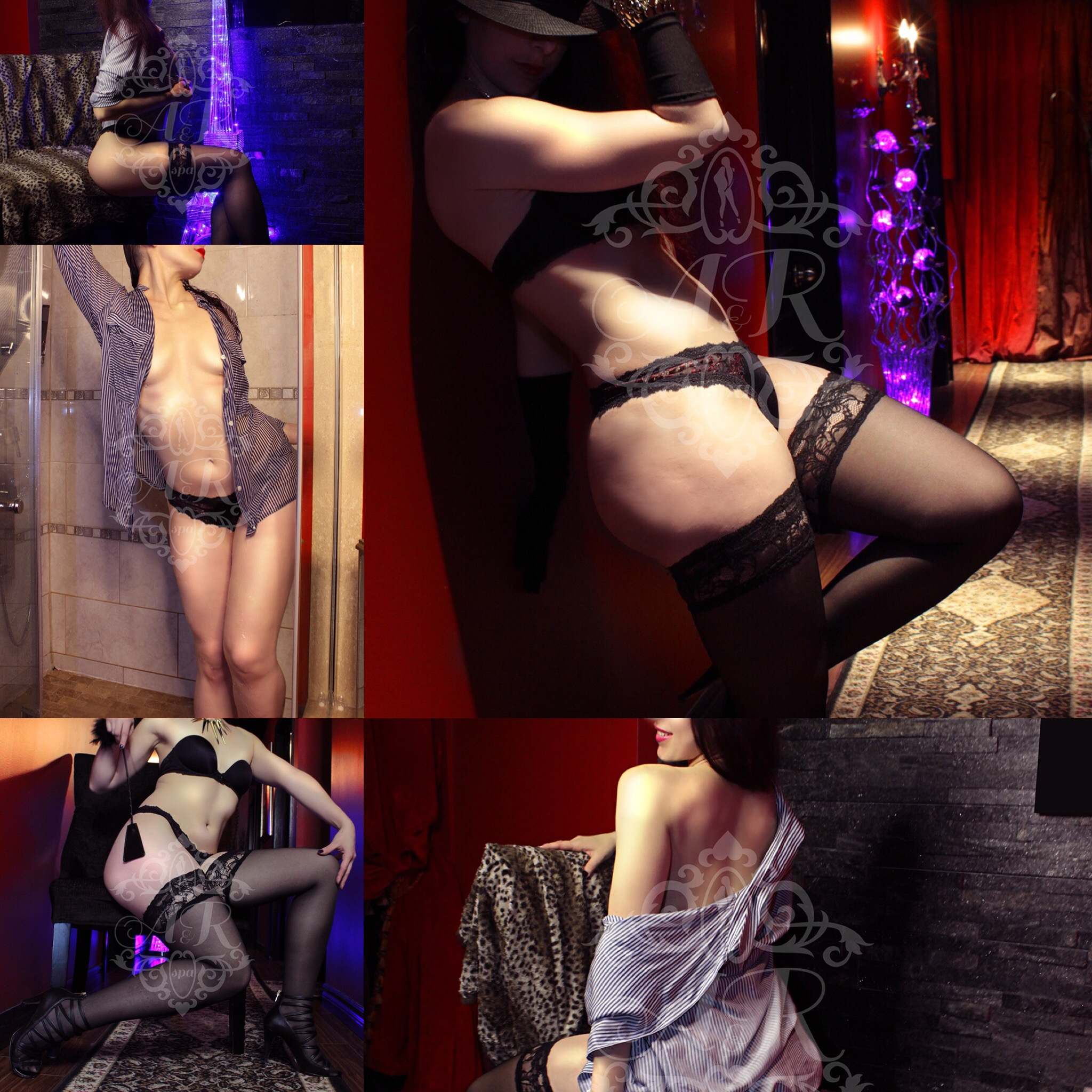 """💜💋Addiction warning!💋 Hottest girls in town!💋 Awaits For You!💋 Satisfy Your Deepest Desires!💋💜 """"A&R Massage Studio """" 💋WHY WAIT? 💜 Call 416-760-8555💋💜"""