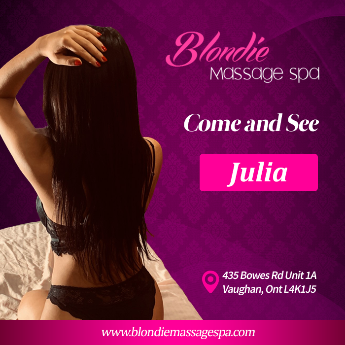 💜💋SEXY BY NATURE!💋💜NAUGHTY BY CHOICE!💋💜FEEL GOOD FRIDAY BABY!!💋💜BLONDIE'S!💋💜(647)462-8888💋💜