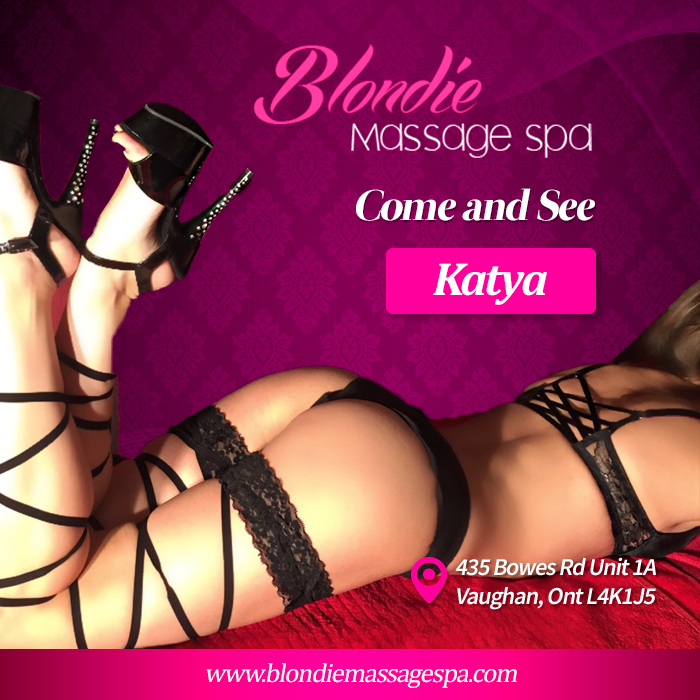 💜💋SEXY BY NATURE!💋💜NAUGHTY BY CHOICE!💋💜HOT RUSSIAN VIXENS READY TO ROCK YOUR WORLD!!💋💜FEEL GOOD FRIDAY BABY!!💋💜BLONDIE'S!💋💜(647)462-8888💋💜