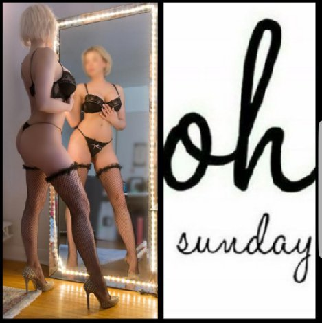 💜💋LOOSEN UP OUR BUTTONS BABY!!💋💜PLAY TIME!!💋💜SINFUL SUNDAY!!💋💜BLONDIE'S!!💋💜(647)462-8888💋💜