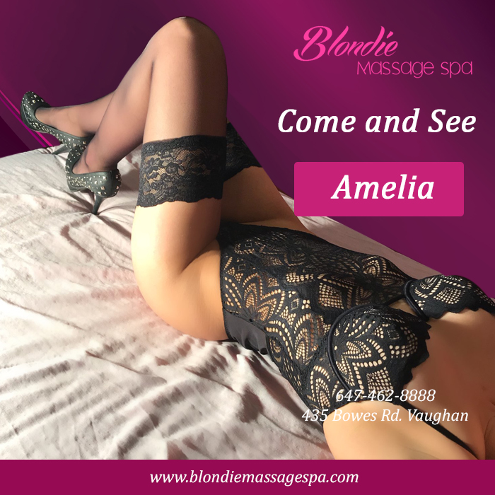 💜💋Soft Sensual Hands On Your Body💋💋Cum Play With Sweet Sexy Hotties!!💋💜BLONDIE'S!!💋💜(647)462-8888💋💜