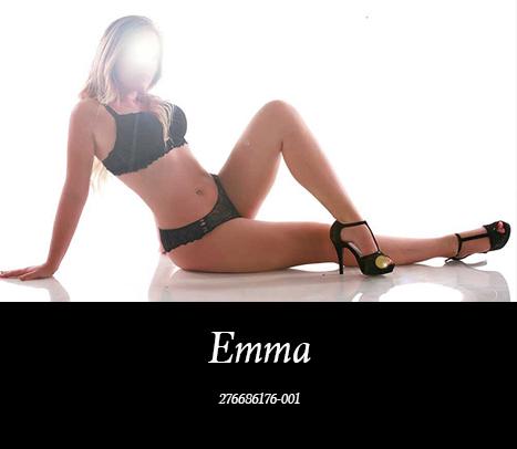 EMMA HOT BLONDE 34B'S
