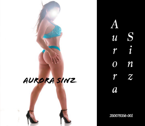 AURORA SINZ Sexy Hot Blonde!