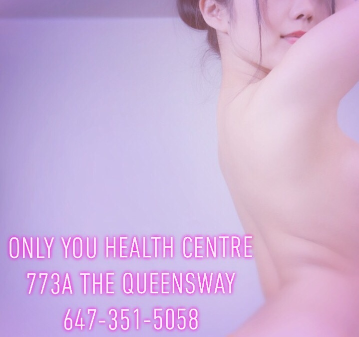 __CANDY@__ONLY YOU HEALTH CENTRE__Queensway Etobicoke__$40 for 30mins